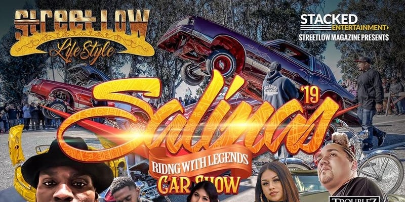 Attend Streetlow Magazine Car Show Concert and Stay at Quality Inn hotel to make your Salinas holidays delightful