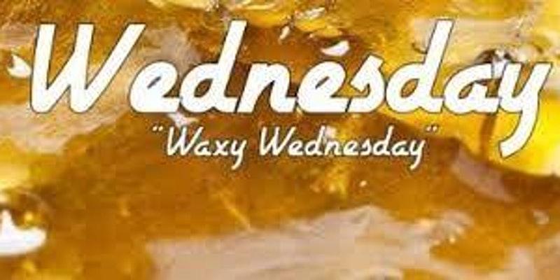 Waxy Wednesday Happy Hour!