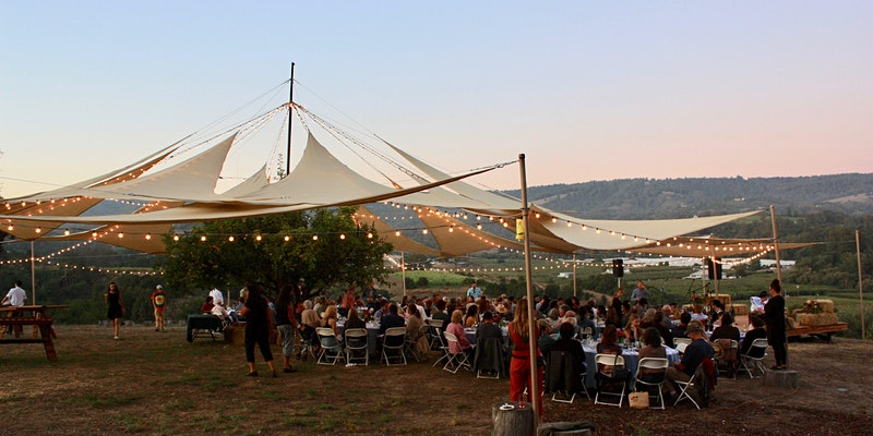 Time to Shine: A Farm to Table Feast benefitting Farm Discovery