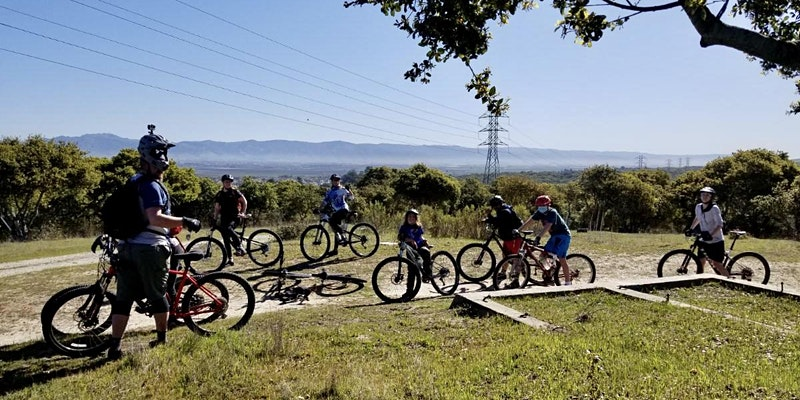 Community mountain bike workshop and guided ride