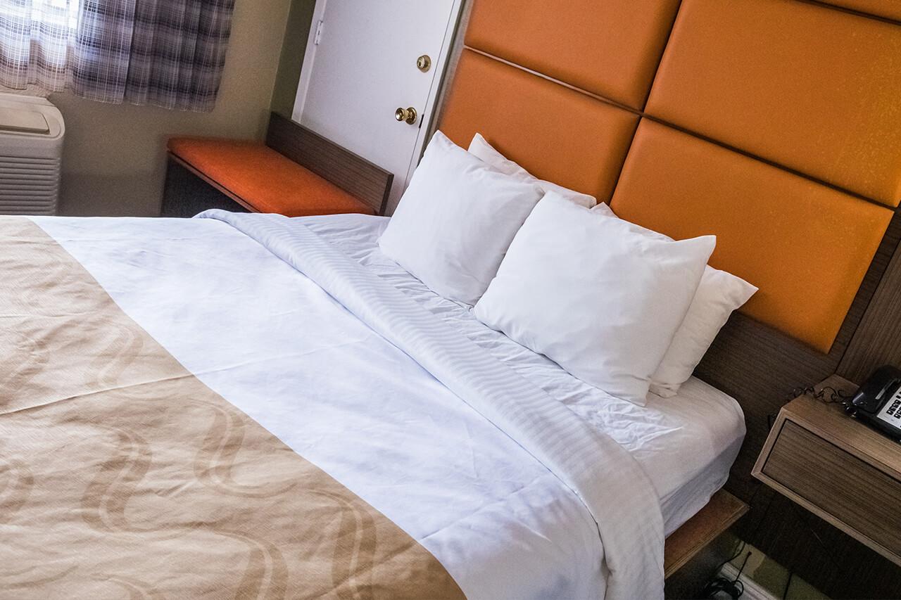 2 QUEEN BEDS(NON SMOKING)